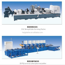 cnc automatic steel round piston rod mirror polishing machine manufacturer for sale