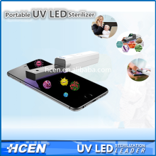 275nm UV LED Germicidal Portable UV Sanitizer/Cell Phone Sterilizer
