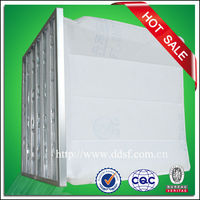 Tele-communication filter for ventilation system-dust filters