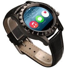 <strong>Smart</strong> <strong>watch</strong> t2 with leather wristband mt2601 compatible ios and android