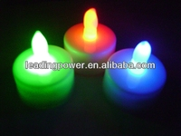 tea light candle flameless candle led tea light for party decoration
