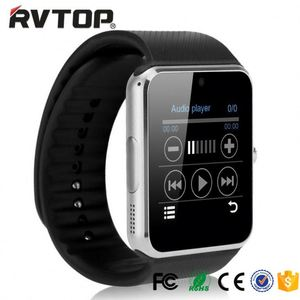 2018 hot wholesale Smart Watch DZ09 1.56 inch SIM Card Smartwatch Sport wristwatch for iPhone Android Smart watch phones