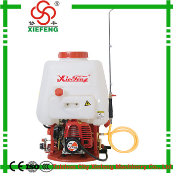 Hot sale gas engine power sprayer for sale