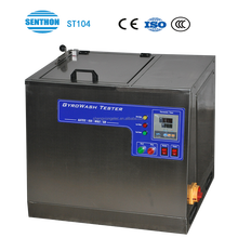 ST104 Textile Resistance to water and Resistance to soaping color fastness testing equipment