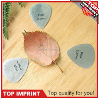 Stainless Steel Personalized Guitar Pick