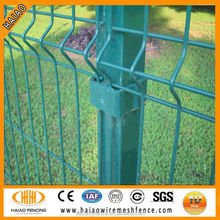 peach post wire mesh fence(China direct manufacture/CE/ISO9001)