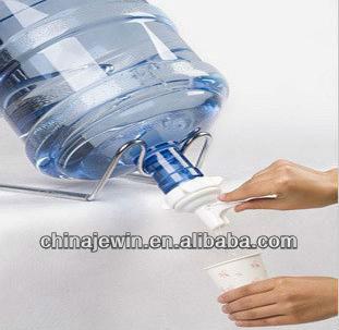 5 gallon water bottle rack