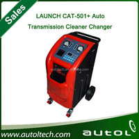 Automatic Gearbox Oil Changer LAUNCH CAT-501+ ATF Machine Hot Fush Transmission