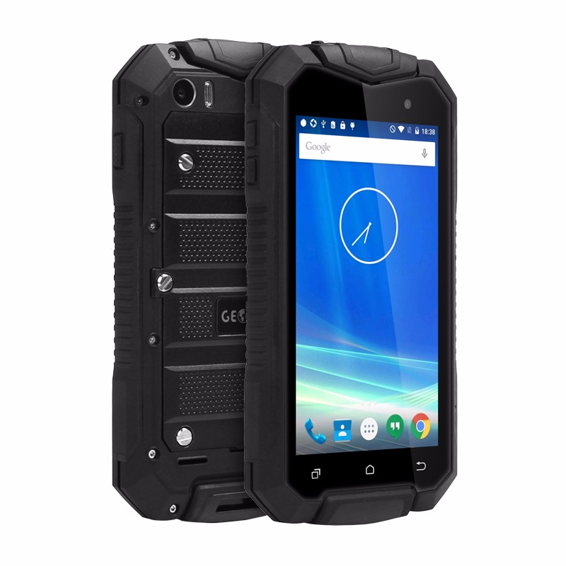 mobile phone 3400mAh Big Battery andriod 7.0 4.5 Inch waterproof smartphone GEOTEL A1