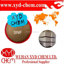 hot sale! for sodium naphthalene sulphonate formaldehyde as superplasticizer