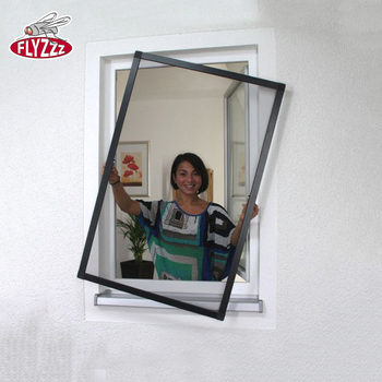 New design fiberglass dust proof household insect protection window screen