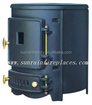 indoor wood burning stove/cast iron stoves