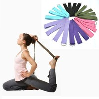 HC High Quality Colorful Yoga Elastic Band for Sport and Fitness