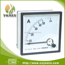 Manufacturer Analogue Panel Meter ,DT-DA96 Direct Input AC Ammeter 96*96