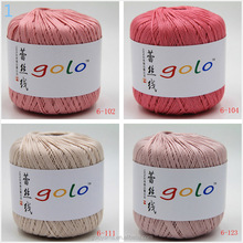 yarns for knitting and crochet