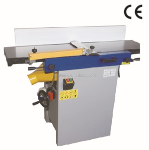 new type single surface planer and thincknesser 300mm with mortiser machine