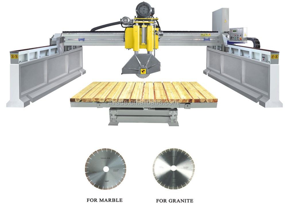 2015 TJQH-600 tile making machine stone saw machine
