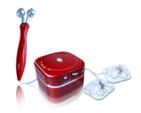 IF pain-relief and facial lifter massager beauty device