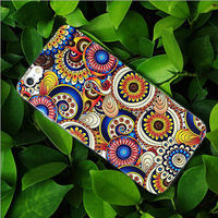 Cameo Case Cover For iPhone 6/ Plus, Animal Relief Sculpture Case For iPhone 6, 3D Color Painting Phone Case For Apple iPhone