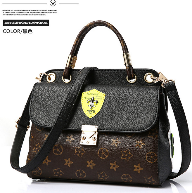 2016 latest design ladies leather bags women handbags