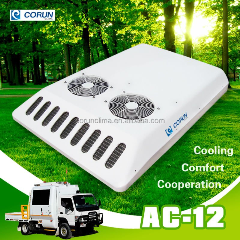 Roof top mounted high quality van Air Conditioner 12KW/ 41000BTU/10300Kcal