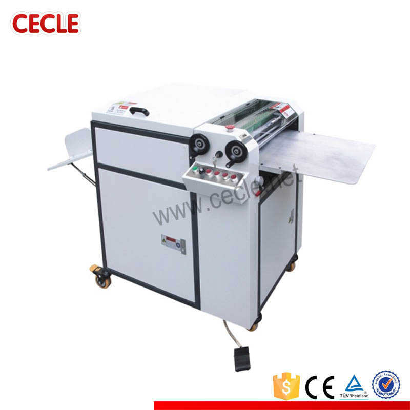 SGUV-480 manual UV thermal spray coating machine