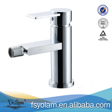 YL83007Single lever brass hot and cold bidet mixer
