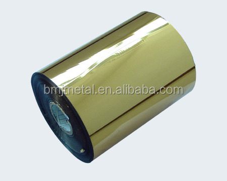 Color Chocolate Candy Packing Aluminum Foil Paper