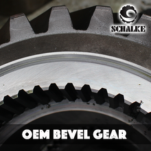 China OEM customized spiral bevel gear factory