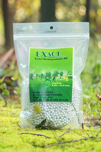 6mm airsoft electric gun pellet,biodegradable plastic bbs airsoft 0.25g