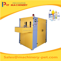 high quality 2 cavity plastic machine blowing moulding machine for fruit juice bottle