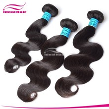 Wholesale top quality no chemical buy cheap brazilian hair online