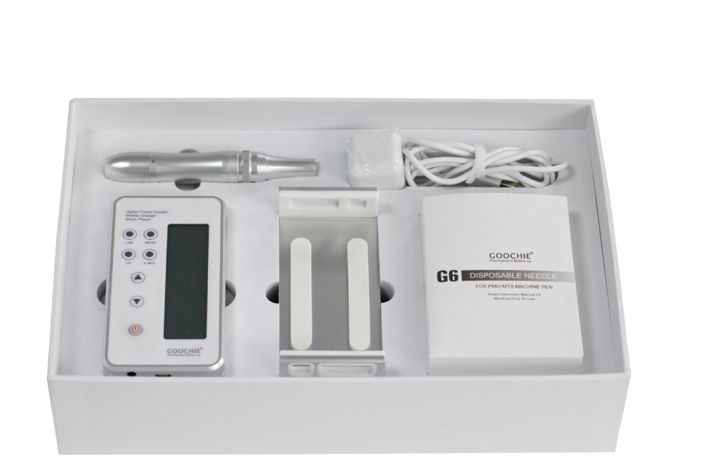 Goochie newest micropigmentation device for permanent makeup with CE approve