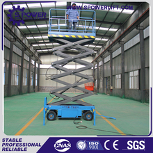 Advanced electric aerial platform mobile scissor human lift