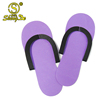 disposable pedicure slipper for wholesale,eva disposable pedicure flip flop