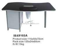 used cheap nail dryer table for sale HB-K9103A