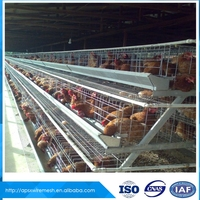 Layer Chicken Battery Cages made in China