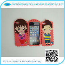 Made in China Hot Sale Leather Case Phone for Haipai