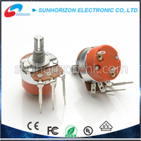 competitive price b50k rotary potentiometers for amplifier