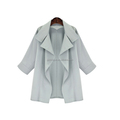 New fashion charm women clothes women chiffon coats