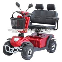 Double seat four wheels electric mobility scooter with big power( EML49A )