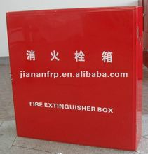GRP fire cabinet