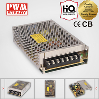 power supply 13.8v 10a MS-145-13.8 switching power supply mini size