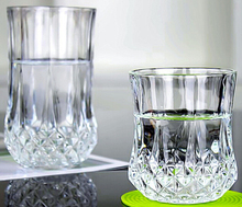 high quality diamond drinking glass whisky cup