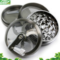 Hot sale Aluminum space grinder, best quality herb grinder