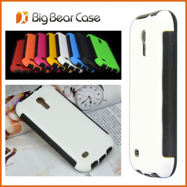 Full protective rock ultra thin case for samsung galaxy s4 mini
