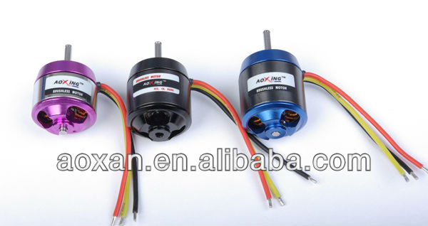 Factory Price Good Performance Light and Power Rc Brushless Motor AX-2012C