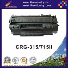 (CS-H7553X) compatible toner printer cartridge for Canon LBP-3310 LBP-3370 LBP 3310 3370 LBP3310 LBP3370 CRG 315H 715H 7k pages