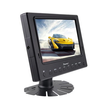 Quality IPS Screen HD SDI Video Film Camera Monitor 7 Inch LCD CCTV Monitor AV SDI Input
