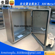 XAX68DB OEM ODM DL-T404 B3804 GB3906 GB11022 IEEE 386 CSA UL 50 NEMA stainless steel electrical distribution box